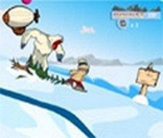 Canavarlı Kayak
